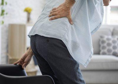 Low Back & Hip Pain